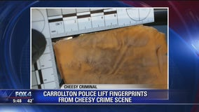 Cops: Car vandalized with sliced cheese