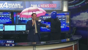 Why so blue, Evan? Is there rain in the forecast?