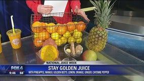 Stay Golden Juice