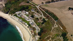 California officials sue billionaire over access to beach