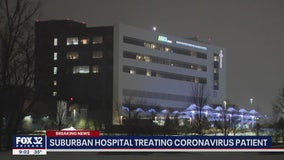 Hoffman Estates hospital treating Chicago woman who has coronavirus
