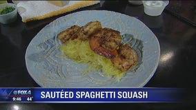 Sauteed Spaghetti Squash