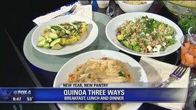 Quinoa for Breakfast, Lunch or Dinner