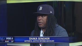 Author, advocate Shaka Senghor