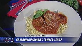 Grandma Regonini's Tomato Sauce