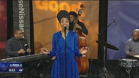 North Texas singer Jazzmeia Horn dreaming of Grammy glory