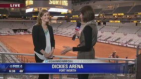 Fort Worth Stock Show & Rodeo opens in new home