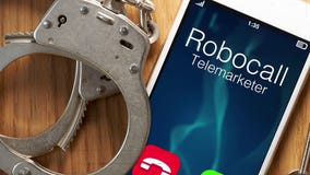 Maximum robocall fine is $10,000 under law signed by Trump