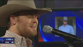 Country artist Wynn Williams takes his act to Fort Worth