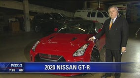 Ed Wallace: 2020 Nissan GT-R