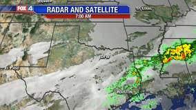 Warm Air PLUS Rain Late Week