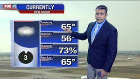 Mild Today; Changes On The Way