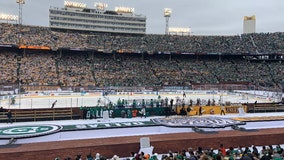 Fans pack Cotton Bowl Stadium for 2020 NHL Winter Classic