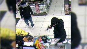 Euless police searching for three 'high-pitched' robbery suspects