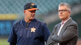 Houston Astros GM Jeff Luhnow, manager AJ Hinch fired after MLB's investigation into 2017 cheating