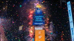 Hello 2020! Times Square partied hard to welcome in new decade