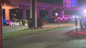 Woman killed in bad crash on I-30 in Fort Worth
