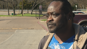 Dallas man left without car after it was hit by driver who was fatally shot on Christmas