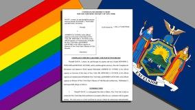 Transgender boy sues New York over sex on birth certificate