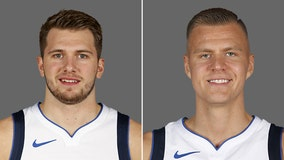 Mavs ask fans to vote for Doncic, Porzingis for NBA All-Star Game