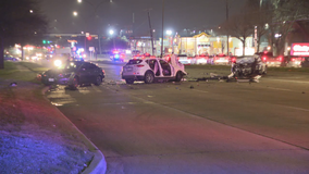 Man who survived deadly wrong-way crash in Arlington thankful to be alive