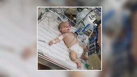 Oklahoma parents hope to help others with their child's battle with RSV