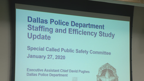Dallas council questions Dallas Police Department's implementation of staffing plan