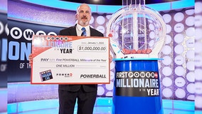 'I'm dreaming': Maine man becomes Powerball's first millionaire of 2020