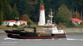 Coast Guard says 5 missing after crab boat 'Scandies Rose' sinks in Alaska