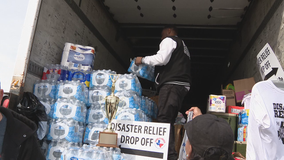 North Texans help former Ranger, local groups provide relief for Puerto Rico earthquake victims