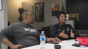 Dallas police chief meets with social media crime vlogger in effort to combat violent crime