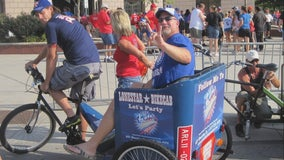Arlington city leaders vote to end Pedicab use near stadiums