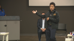 Northwest Dallas business owners give feedback at Dallas police listening session
