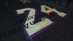 Mavericks honor Kobe Bryant before Tuesday night game
