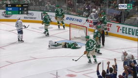 Marner sets up first 2 goals, Maple Leafs beat Stars 5-3
