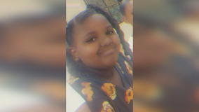 9-year-old girl injured in road rage shooting on I-35 in Dallas visits her school