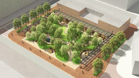 Construction to begin on new West End park in Downtown Dallas