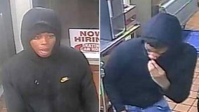 Men wanted for armed robbery at Mesquite Sonic