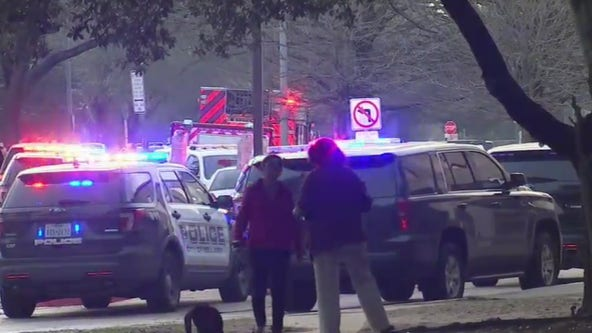 19-year-old Bellaire High School student dies after being shot in chest