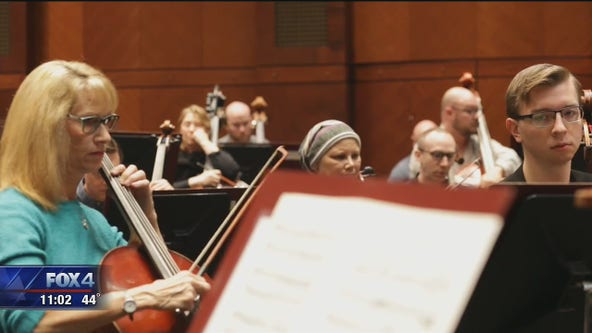 Fox4ward:  FW Symphony Orchestra Tackles Beatles Classics