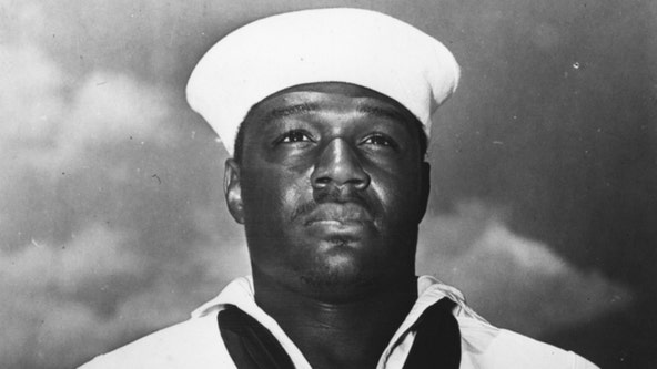 Navy to name aircraft carrier for Texas native Doris Miller, first black recipient of Navy Cross Miller