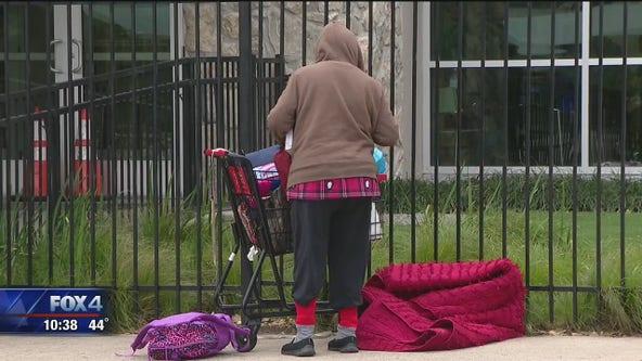 Dallas non-profit pushes city council