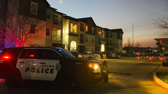 Denton police officer involved in shooting