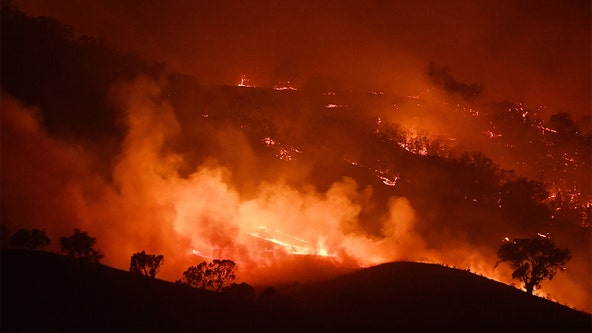 3 American firefighters killed in plane crash while battling Australian wildfires