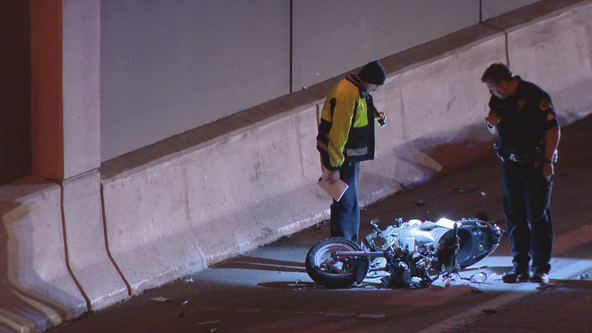 Woman, 20, arrested for deadly hit-and-run with moped rider on Central Expressway in Dallas
