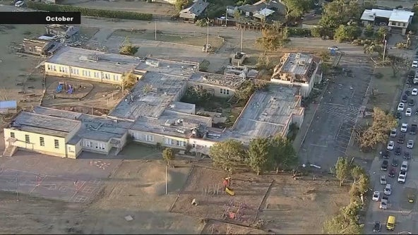 Dallas ISD approves budget plan for tornado-damaged schools