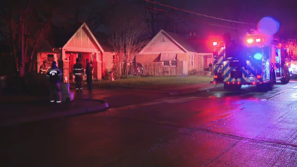 1 person killed in Fort Worth house fire