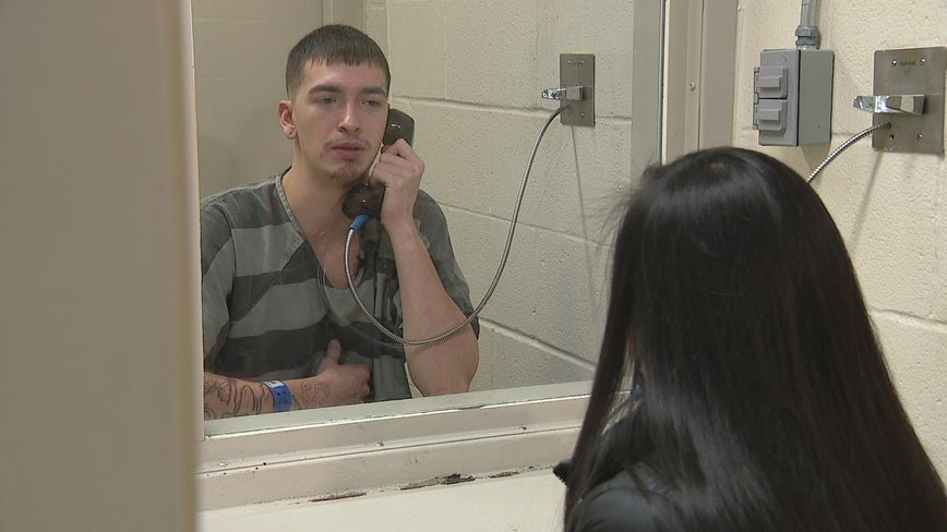 Man allegedly assaulted by Dallas County sheriff's deputy shares his side from jail