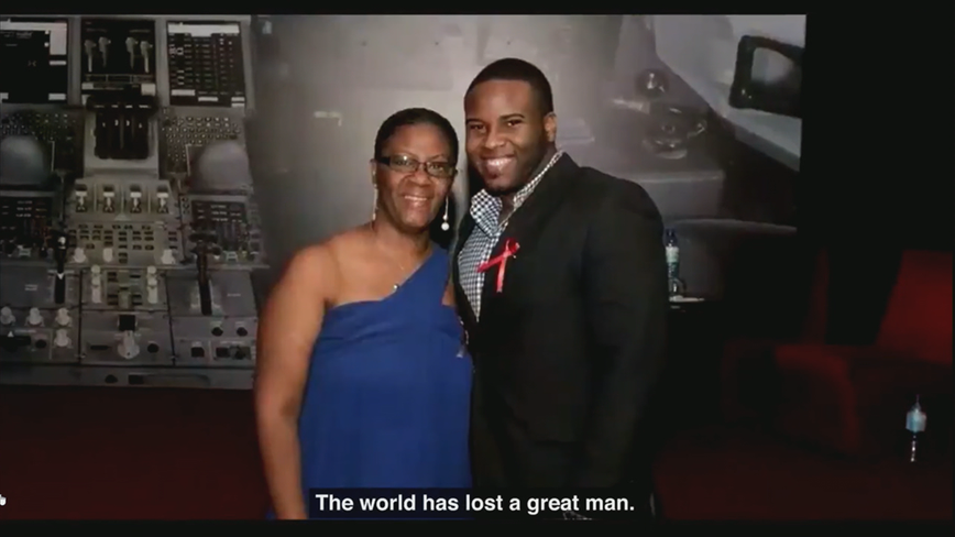 NFL video featuring Botham Jean calls for change