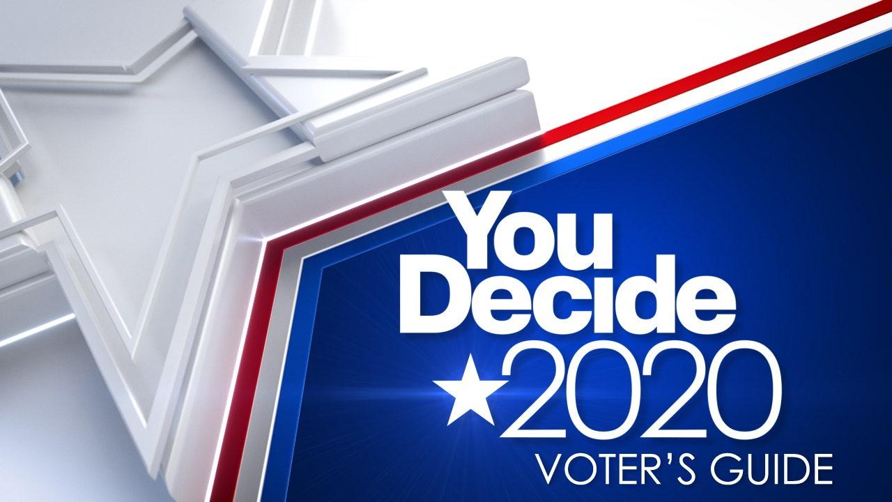 2020 Texas Primaries Voter's Guide